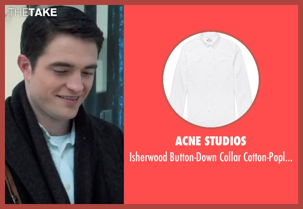 Acne Studios white shirt from Life seen with Robert Pattinson (Dennis Stock)