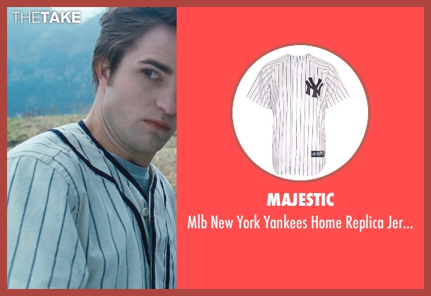 Majestic white white from Twilight seen with Robert Pattinson (Edward Cullen)