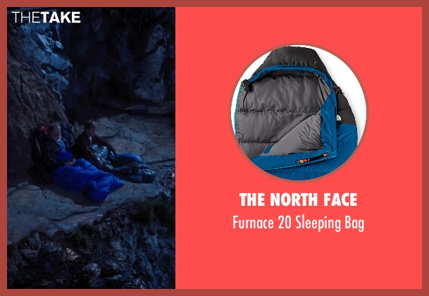 The North Face bag from A Walk in the Woods seen with Robert Redford (Bill Bryson)