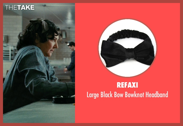 ReFaXi black headband from Shutter Island seen with Robin Bartlett (Bridget Kearns)