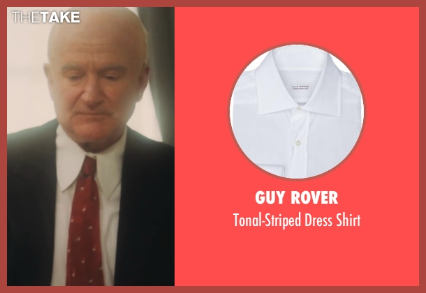 Guy Rover white shirt from Lee Daniels' The Butler seen with Robin Williams (Dwight D. Eisenhower)