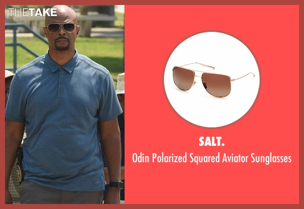 Salt. brown sunglasses from Lethal Weapon seen with Roger Murtaugh (Damon Wayans)