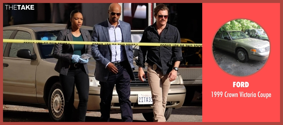 Ford coupe from Lethal Weapon seen with Roger Murtaugh (Damon Wayans)