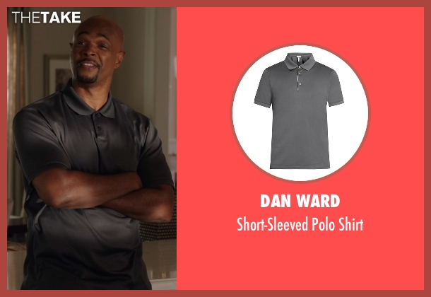 Dan Ward gray shirt from Lethal Weapon seen with Roger Murtaugh (Damon Wayans)
