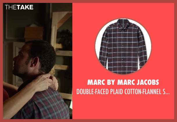 MARC BY MARC JACOBS shirt from Oculus seen with Rory Cochrane (Alan Russell)