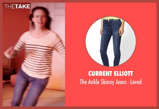Current Elliott blue loved from Poltergeist seen with Rosemarie DeWitt (Amy Bowen)