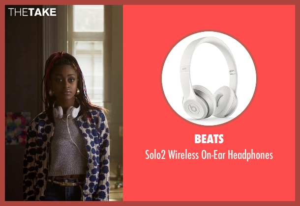 Beats headphones from Guilt seen with Roz Walters (Simona Brown)
