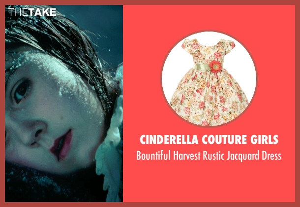 Cinderella Couture Girls pink dress from Shutter Island seen with Ruby Jerins (Little Girl)