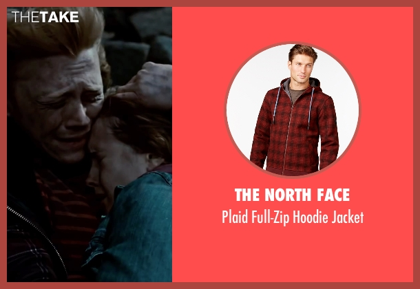 The North Face jacket from Harry Potter and the Deathly Hallows: Part 2 seen with Rupert Grint (Ron Weasley)