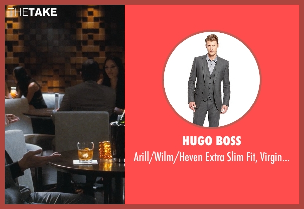 Hugo Boss suit from Crazy, Stupid, Love. seen with Ryan Gosling (Jacob Palmer)