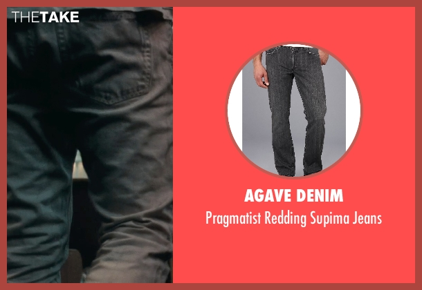 Agave Denim gray jeans from The Place Beyond The Pines seen with Ryan Gosling (Luke)