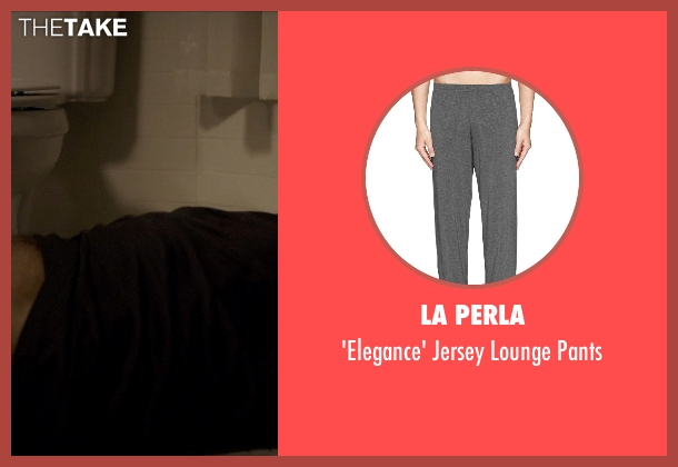 La Perla gray pants from Self/Less seen with Ryan Reynolds (Young Damian)
