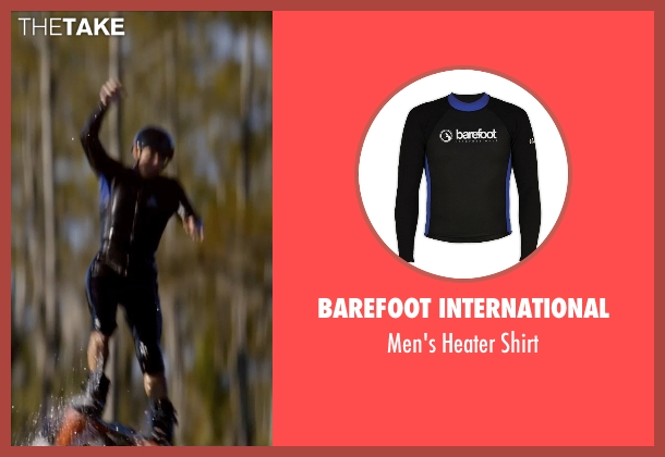 Barefoot International shirt from Self/Less seen with Ryan Reynolds (Young Damian)