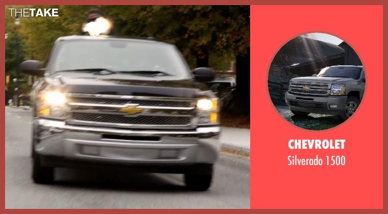 Chevrolet 1500 from Sabotage