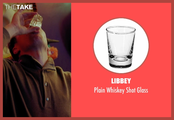 Libbey glass from Laggies seen with Sam Rockwell (Craig)