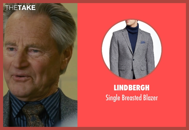 Lindbergh gray blazer from Midnight Special seen with Sam Shepard (Calvin Meyer)