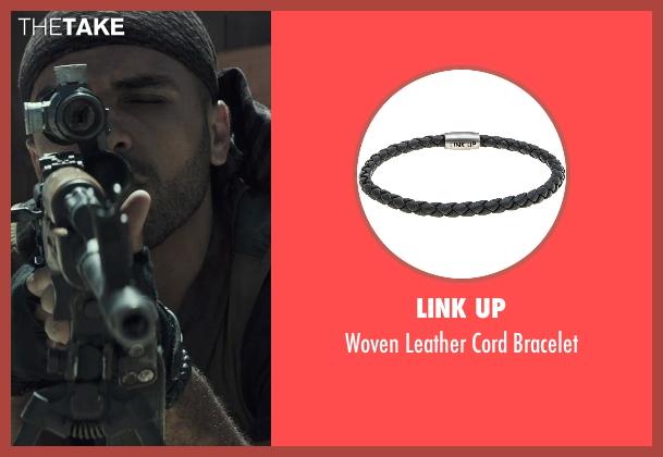 Link Up black bracelet from American Sniper seen with Sammy Sheik (Mustafa)