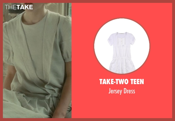 Take-Two Teen white dress from Atonement seen with Saoirse Ronan (Briony Tallis, aged 13)