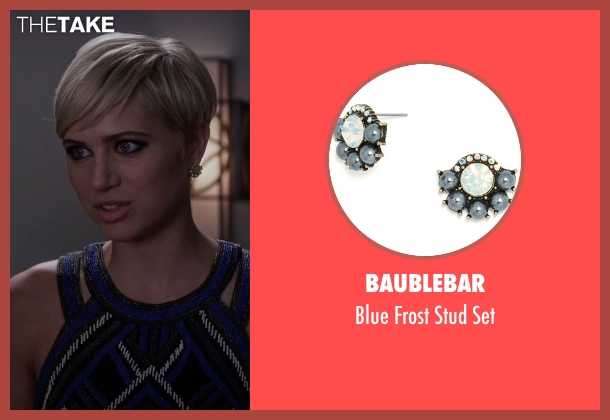 Baublebar blue set from Pretty Little Liars seen with Sara Harvey (Dre Davis)
