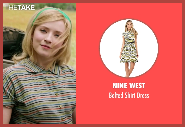 Nine West dress from My All American seen with Sarah Bolger (Linda Wheeler)