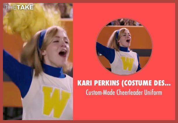 Kari Perkins (Costume Designer) uniform from My All American seen with Sarah Bolger (Linda Wheeler)