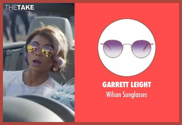 Garrett Leight sunglasses from XOXO seen with Sarah Hyland (Krystal)