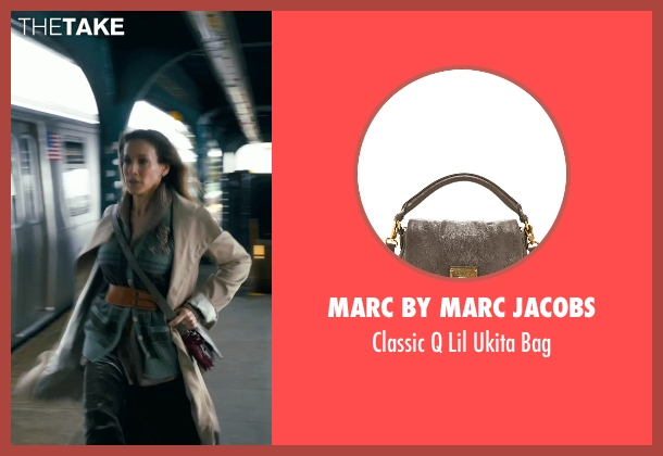 Marc by Marc Jacobs brown bag from New Year's Eve seen with Sarah Jessica Parker (Kim)
