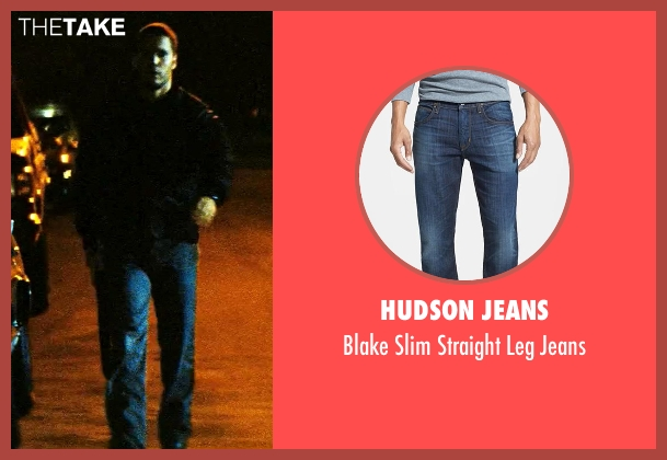 Hudson Jeans blue jeans from Savages