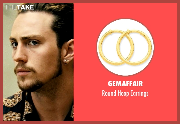 GemAffair gold earrings from Savages