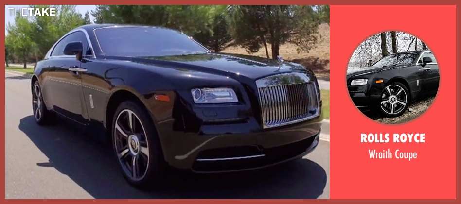 Rolls Royce coupe from Keeping Up With The Kardashians seen with Scott Disick