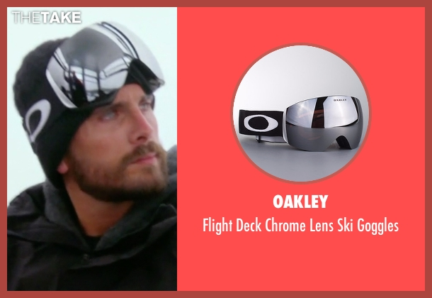 Oakley goggles from Keeping Up With The Kardashians seen with Scott Disick