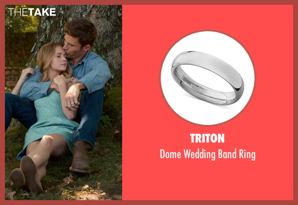 Triton ring from The Longest Ride seen with Scott Eastwood (Luke Collins)