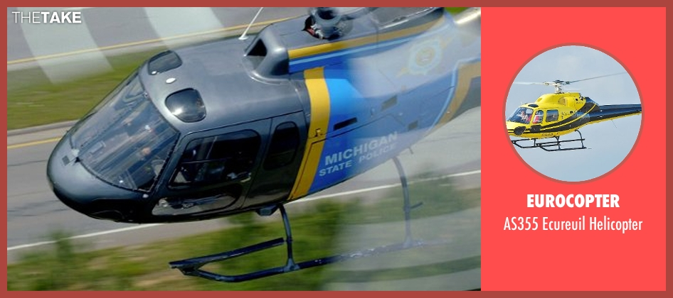 Eurocopter helicopter from Need for Speed seen with Scott Mescudi (Benny)