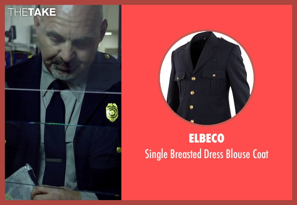 Elbeco blue coat from Need for Speed seen with Scott Oakley (Discharging NY Prison Guard)