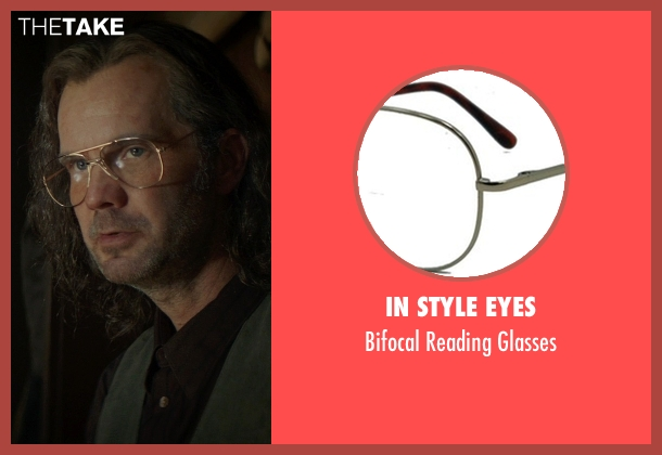 In Style Eyes glasses from The Best of Me seen with Sean Bridgers (Tommy Cole)