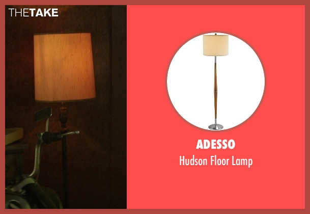 Adesso lamp from The Best of Me seen with Sean Bridgers (Tommy Cole)