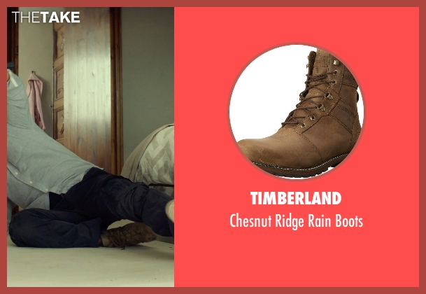 Timberland brown boots from The Gunman seen with Sean Penn (Jim Terrier)