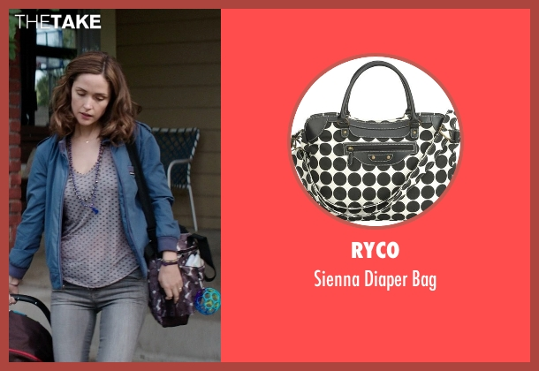 Ryco bag from Neighbors seen with Seth Rogen (Mac Radner)