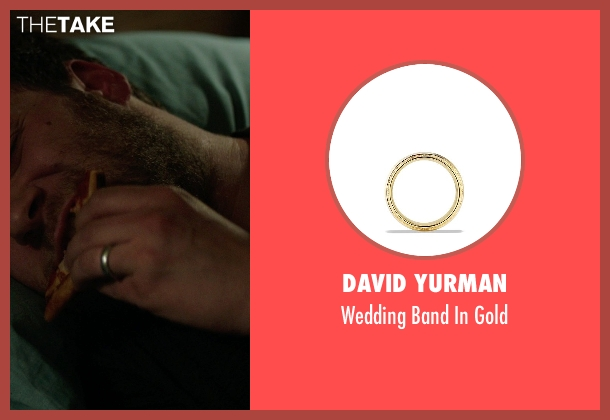 David Yurman gold from Neighbors seen with Seth Rogen (Mac Radner)