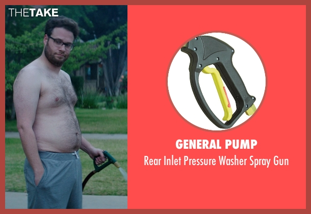 General Pump gun from Neighbors seen with Seth Rogen (Mac Radner)