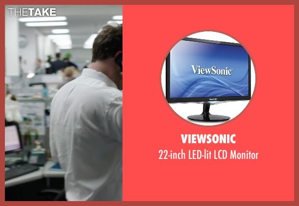 ViewSonic monitor from Neighbors