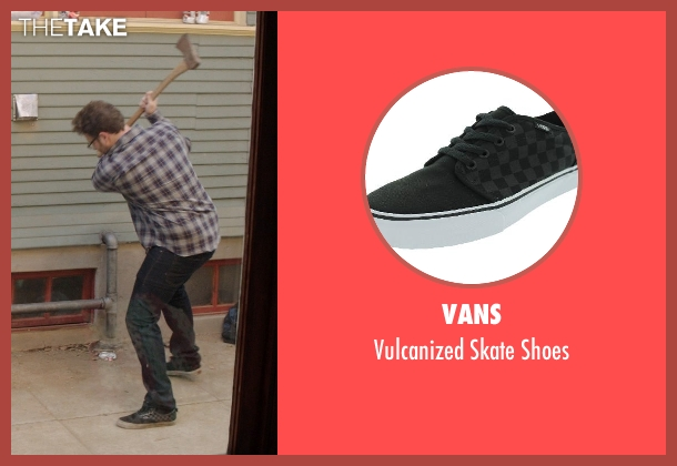 Vans shoes from Neighbors seen with Seth Rogen (Mac Radner)