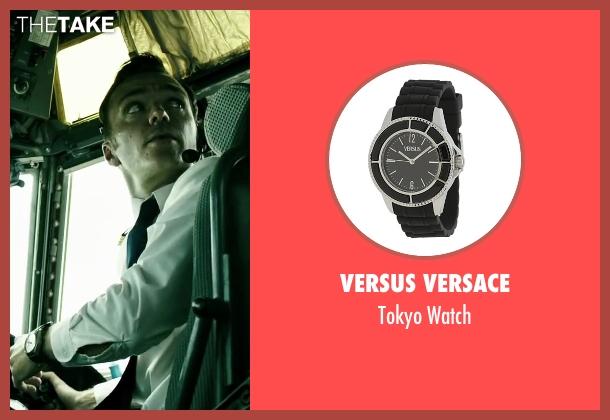 Versus Versace black watch from Point Break seen with Seumas F. Sargent (Pilot)