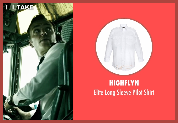 Highflyn shirt from Point Break seen with Seumas F. Sargent (Pilot)