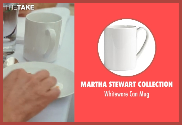Martha Stewart Collection mug from Sex and the City 2