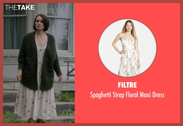 Filtre white dress from Sinister 2 seen with Shannyn Sossamon (Courtney)