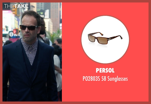 Persol sunglasses from Elementary seen with Sherlock Holmes (Jonny Lee Miller)