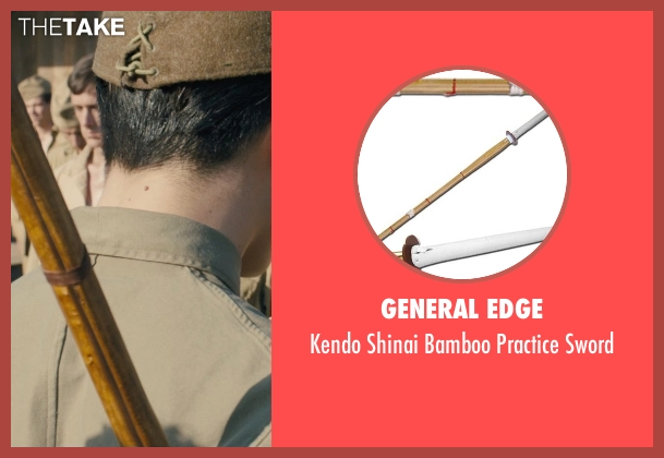 General Edge sword from Unbroken seen with Shingo Usami (Corporal Kono)