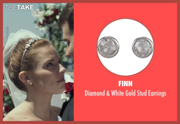 Finn earrings from American Sniper seen with Sienna Miller (Taya)