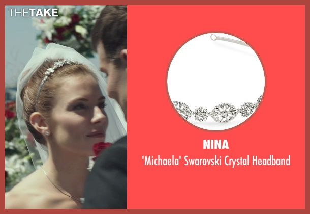 Nina headband from American Sniper seen with Sienna Miller (Taya)